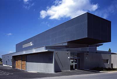 goudenege architecte b timents industriels cuisine centrale chatou. Black Bedroom Furniture Sets. Home Design Ideas
